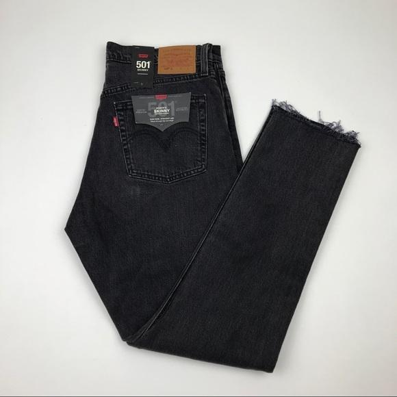 Levi's Denim - NWT Levi's 501 High Waist wedgie fit Jeans Sz 31